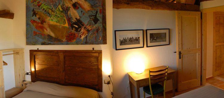 The Olive Tree apt. bedroom 1