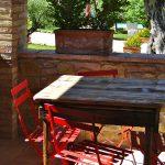 The Olive Tree apt. patio