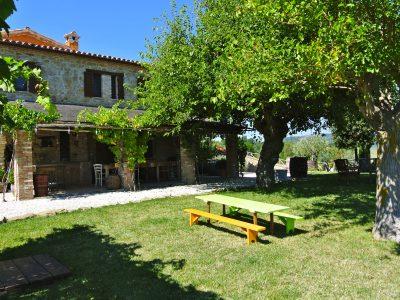 Villa The Stables private garden