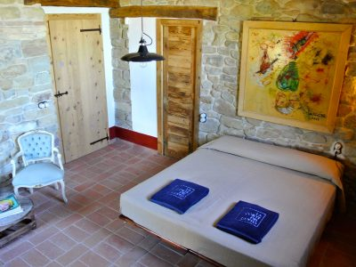 Villa The Stables bedroom 2