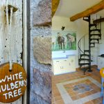The White Mulberry Tree - Entrance