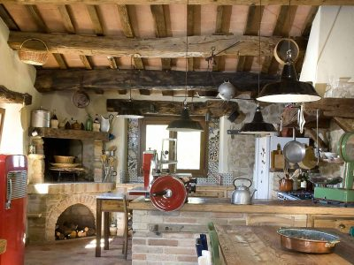 The Farmhouse kitchen for